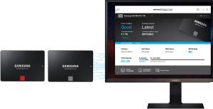 Samsung Magician pour tout savoir sur votre ssd