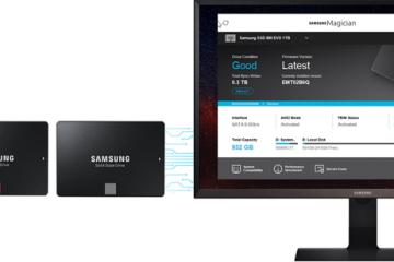 Samsung Magician tout pour gérer votre dique dur