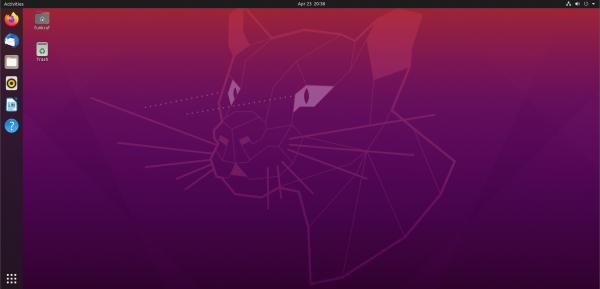 nouvelle version d'ubuntu